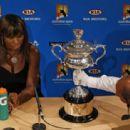 Serena Williams - 2010 Australian Open - Post-final Press Conference - 30/01/10