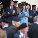 Prince Windsor and Kate Middleton - The 70th Anniversary Of The D-Day Landings (June 06, 2014)