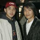 2005 Sundance Film Festival-Stephen Chow arrival - 410 x 320