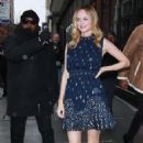 Heather Graham – Arriving at the AOL Build Speaker Series in NY - 454 x 720