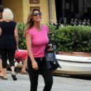 Sabrina Salerno – Seen while out in Portofino