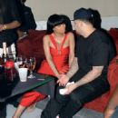 Blac Chyna and Rob Kardashian at Club Future in Savannah, Georgia - April 15, 2016