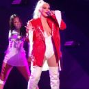 Christina Aguilera – New Year's Eve Performance at Zappos Theatre in Las Vegas