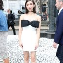Rowan Blanchard – Arrives at Miu Miu Show 2018 in Paris