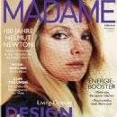 Enikö Mihalik - Madame Magazine Cover [Germany] (October 2020)