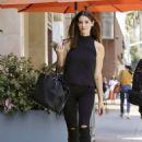 Ashley Greene – All smiles while out in Los Angeles