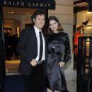 Laetitia Casta - Opening Party Of The New Ralph Lauren Boutique On Avenue Montaigne In Paris, France - October 2 '08