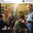 Left: Max Minghellas as Jerome; Middle: Scoot McNairy as Army Jacket; Right: John Malkovich as Professor Sandiford. Photo by Suzanne Hanover, courtesy of United Artist/Sony Pictures Classics, all rights reserved