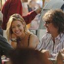 Richie Sambora & Denise Richards in Paris - 454 x 356
