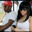 Safaree Samuels and Nicki Minaj - 454 x 339
