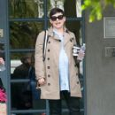 Ginnifer Goodwin is seen out and about while pregnant on March 3, 2016 - 423 x 600