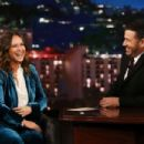 Jennifer Love Hewitt at Jimmy Kimmel Live! in Los Angeles - 454 x 303