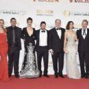 Jennifer Morrison Closing Ceremony Of The 54th Monte Carlo Television Festival
