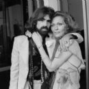 Faye Dunaway and Peter Wolf