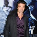 """Frank Grillo arrives at the New York premiere of """"Pride and Glory"""" at AMC Loews Lincoln Square 13 Theatres on October 15, 2008 in New York City"""