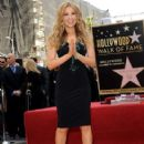 Thalia Honored on the Walk of Fame