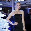 Franziska Knuppe - Launching the 2010 BMW Art Advent Calendar in Berlin - 2010-12-02