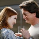 Marcia Cross and Kyle MacLachlan