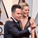 Leslie Bibb – 2018 Academy Awards in Los Angeles - 454 x 302