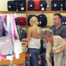 Paris Hilton - Shopping In Cannes 22 May 2006