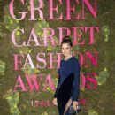 Cameron Russell – Green Carpet Fashion Awards 2018 in Milan