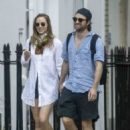 Suki Waterhouse and Robert Pattinson – Out in London