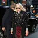 Rita Ora – Arriving at a hotel in New York