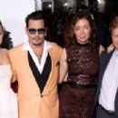 Dakota Johnson attends Black Mass Premiere in Boston