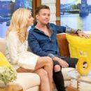Pixie Lott on 'Good Morning Britain' TV Show in London - 454 x 616