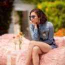 Rowan Blanchard – Ugg Collective hosts Festival Kick-Off Brunch at Coachella Valley Music and Arts Festival in Indio