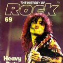 Jimmy Page - The History Of Rock Magazine Cover [United Kingdom] (March 2012)