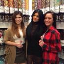 Kylie Jenner Sugar Factory Grand Opening In Chicago