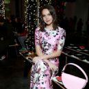 Bailee Madison – Veronica Beard Fashion Show 2020 at New York Fashion Week - 454 x 681