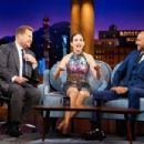 Alison Brie – 'The Late Late Show with James Corden' in NY