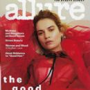 Lily James – Allure Cover Magazine (August 2018)