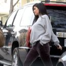 Kylie Jenner Spotted out in Beverly Hills CA February 1, 2017 - 410 x 600