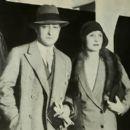 Florence Vidor and Jascha Heifetz - 454 x 392