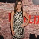 Jessica Stroup – 'Luke Cage' Premiere in New York City 9/28/2016 - 454 x 713