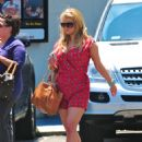 Jessica Simpson - Out In Los Angeles - July 19, 2010