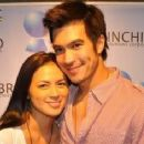 Diether Ocampo and Precious Lara Quigaman