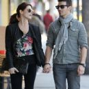 Joe Jonas and Ashley Greene shows off their love