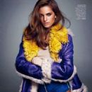 Izabel Goulart Elle Spain September 2014