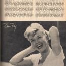 Doris Day - Screen Album Magazine Pictorial [United States] (August 1957) - 454 x 650