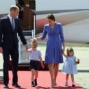 Prince Windsor and Kate Middleton  arrived at Berlin Tegel Airport - 454 x 340