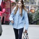 Gigi Hadid – Seen Out In New York