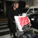 William Levy Is Seen at LAX