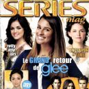 Lea Michele, Ginnifer Goodwin, Lucy Hale - series mag Magazine Cover [France] (November 2012)