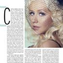 Christina Aguilera - Marie Claire Magazine Pictorial [United States] (February 2012)