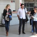 Kate Upton and Justin Verlander – Catch a flight to Houston - 454 x 412