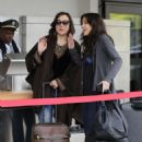 Jennifer Tilly at LAX Airport in Los Angeles - 454 x 661